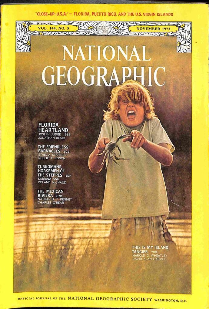 National Geographic Magazine, November 1973