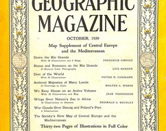 Item collection national geographic magazine october 1939 2014 03 23 14 33 51