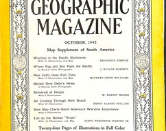 Item collection national geographic magazine october 1942 2014 03 24 09 12 35