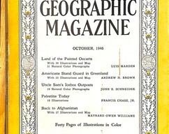 Item collection national geographic magazine october 1946 2014 03 24 09 42 38