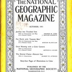 Featured item detail national geographic magazine october 1951 2015 07 31 13 24 27