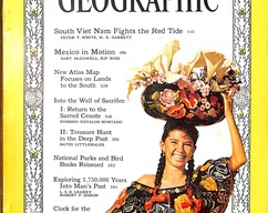 Item collection national geographic magazine october 1961 2014 03 23 10 15 57