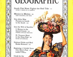 Item collection national geographic magazine october 1961 2015 08 03 14 57 29