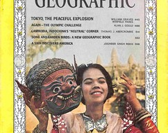 Item collection national geographic magazine october 1964 2015 08 03 14 54 56