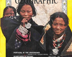 Item collection national geographic magazine october 1965 2015 06 25 14 35 51