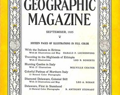 Item collection national geographic magazine september 1935 2015 06 25 16 20 30