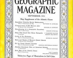 Item collection national geographic magazine september 1941 2015 07 29 16 34 14