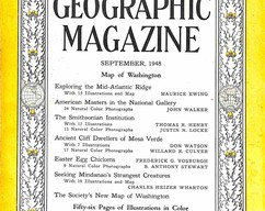 Item collection national geographic magazine september 1948 2015 07 29 16 30 46