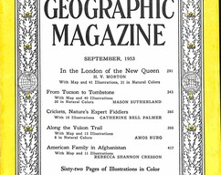 Item collection national geographic magazine september 1953 2015 07 31 17 45 07