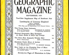 Item collection national geographic magazine september 1955 2014 03 24 10 15 23