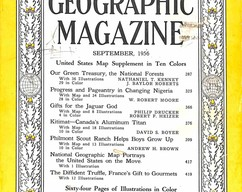 Item collection national geographic magazine september 1956 2015 07 29 16 14 50