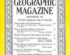 Item collection national geographic magazine september 1957 2015 07 31 12 21 15