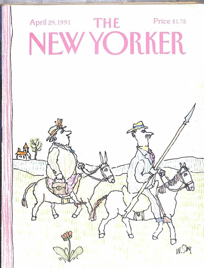 New Yorker, April 29 1991