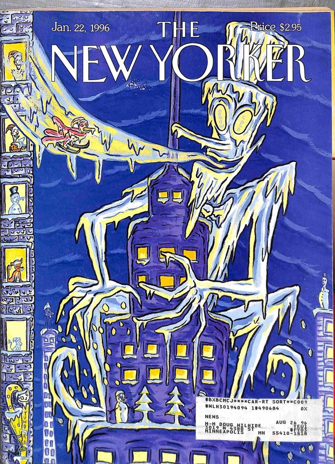 New Yorker, January 22 1996