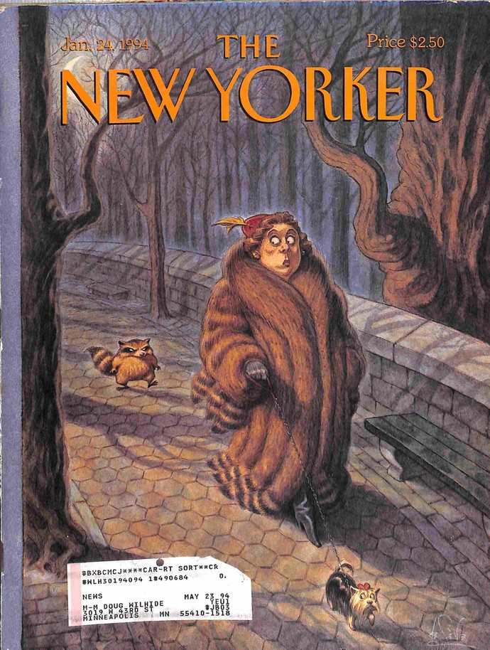 New Yorker, January 24 1994