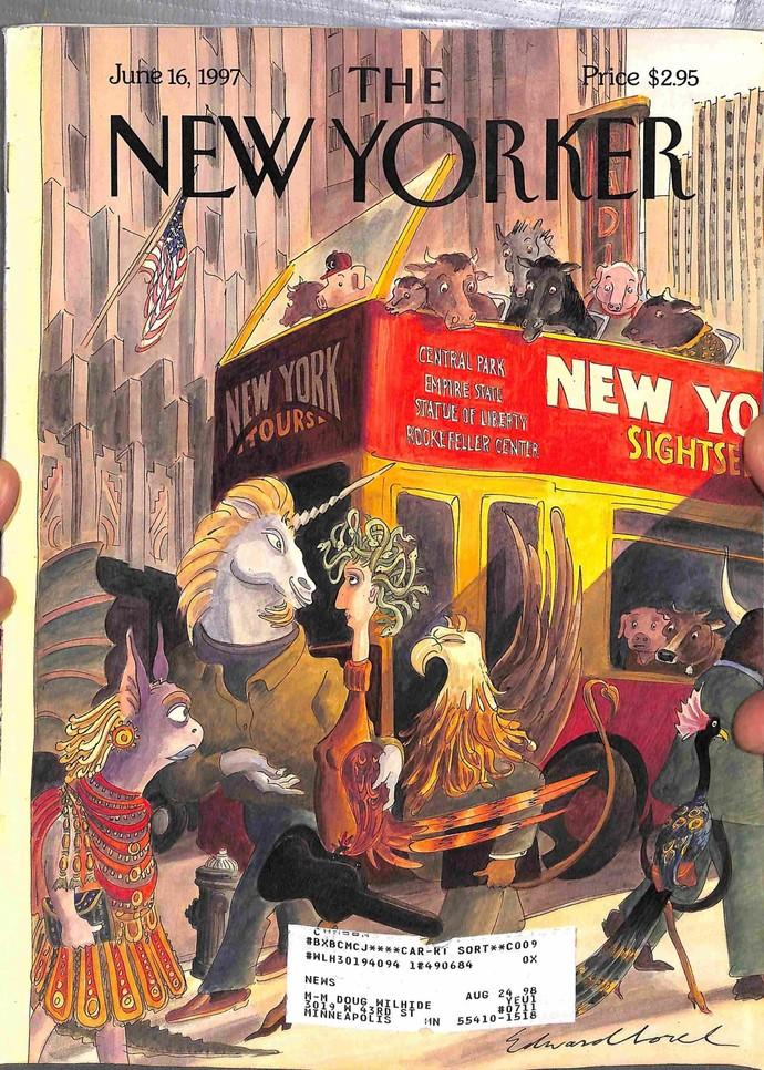New Yorker, June 16 1997