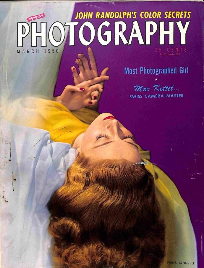 Popular Photography Magazine, March 1920