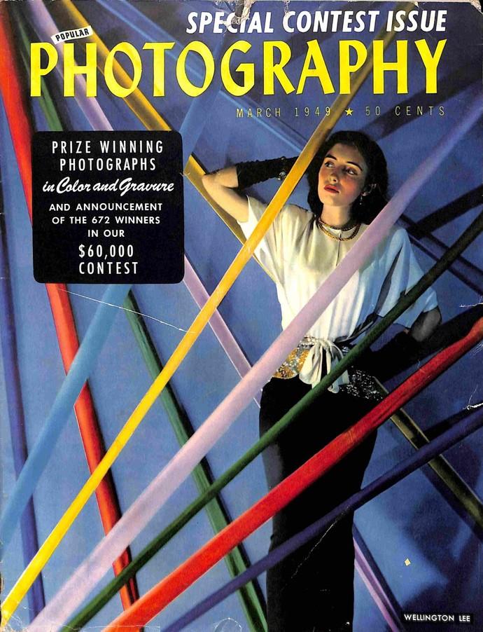 Popular Photography Magazine, March 1949