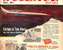 Item collection popular science magazine november 1954 2014 05 12 20 48 25