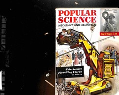 Item collection popular science magazine october 1950 2014 05 12 10 19 04