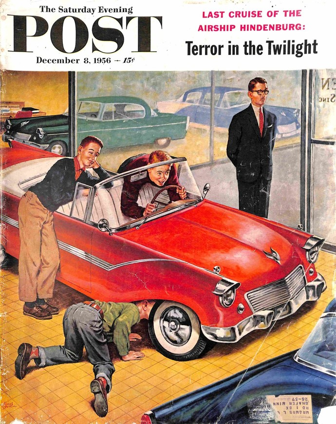 Post, December 8 1956