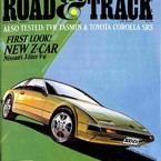 Featured item detail road   track magazine august 1983 2014 04 16 17 06 20