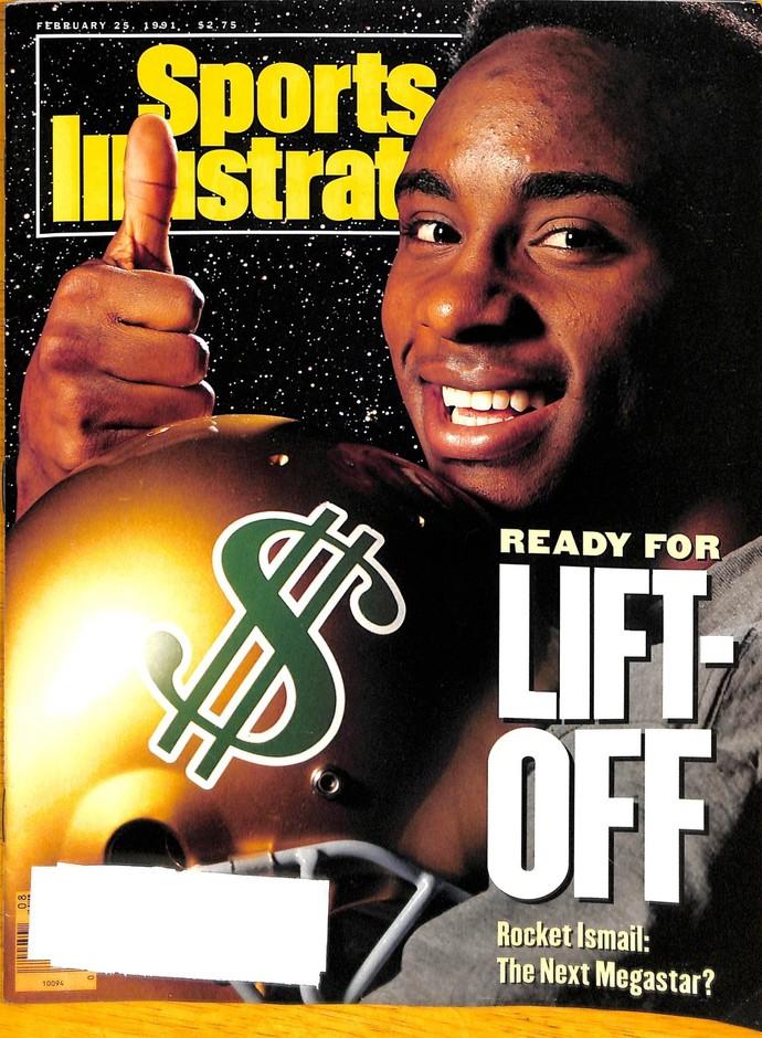 Sports Illustrated Magazine, February 25 1991