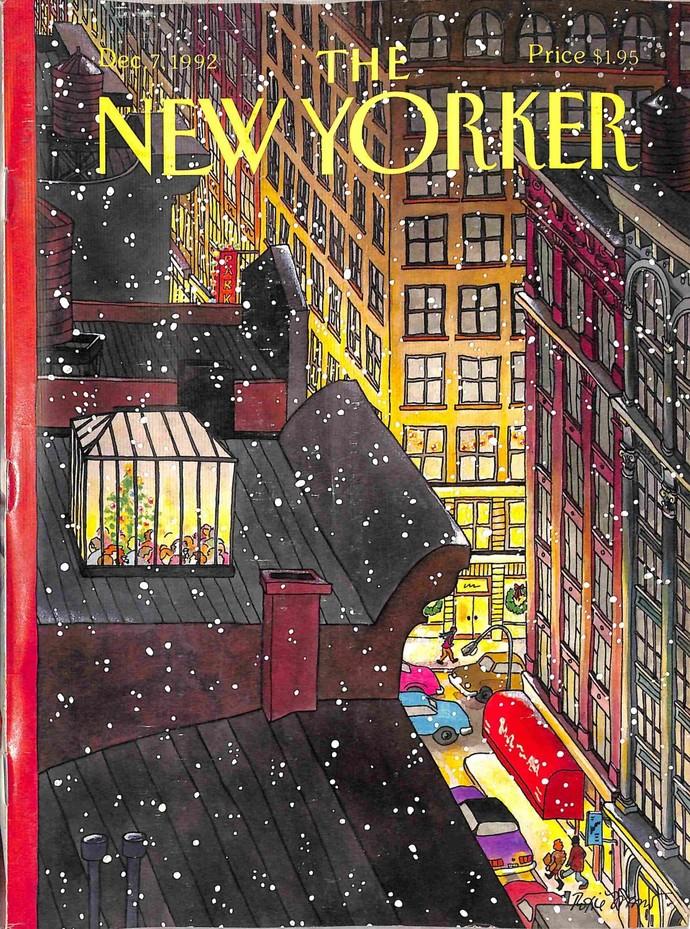 The New Yorker, December 7 1992
