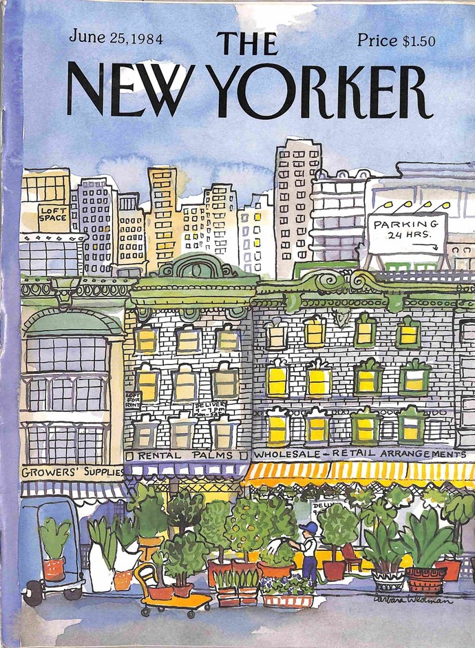 The New Yorker, June 25 1984