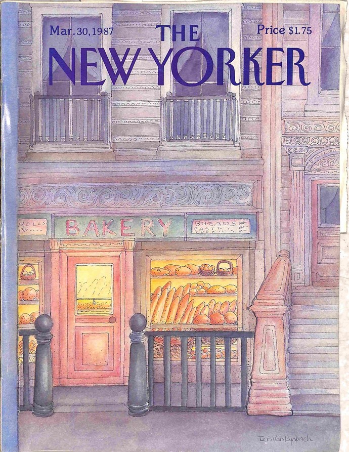 The New Yorker, March 30 1987