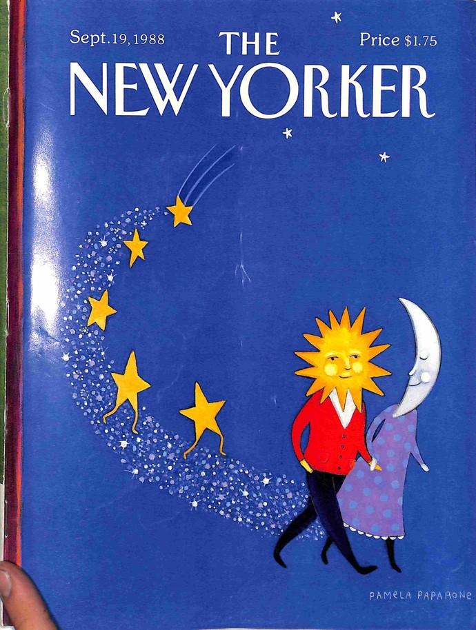 The New Yorker, September 19 1988