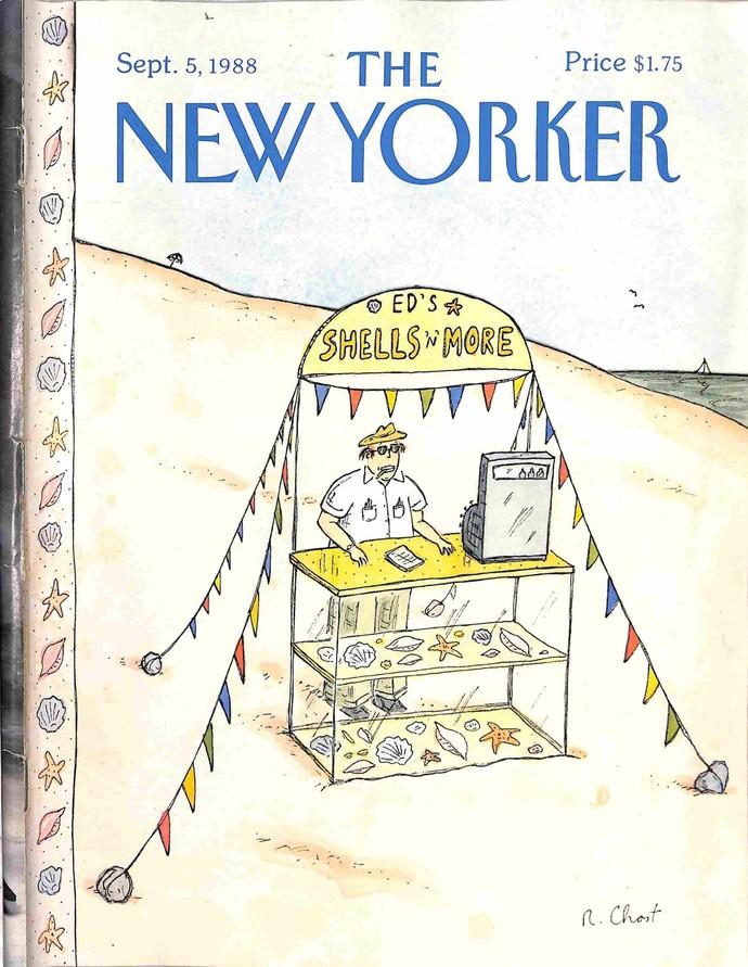 The New Yorker, September 5 1988