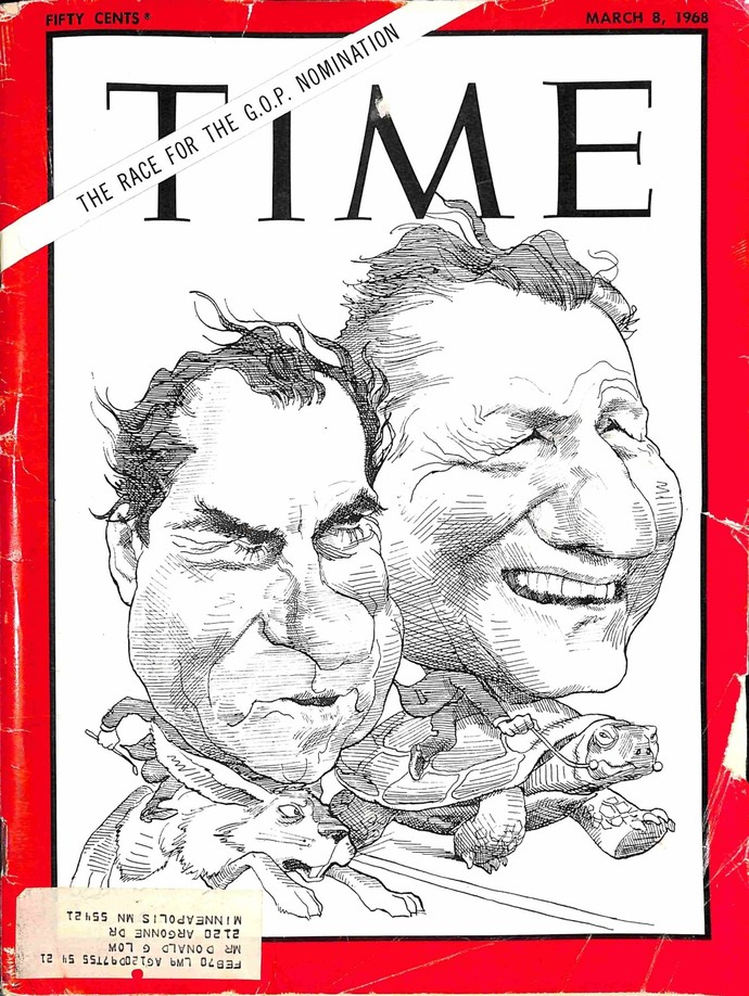 Time, March 8 1968