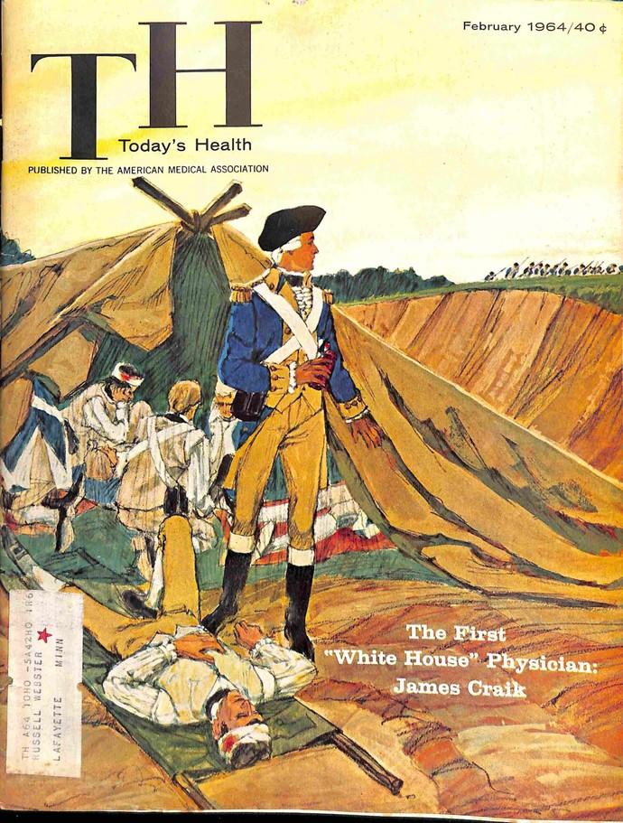 Todays Health, February 1964