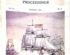 Item collection us naval institute proceedings august 1955 2016 01 23 09 54 29