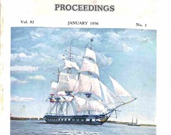 Item collection us naval institute proceedings january 1956 2016 01 23 09 38 34