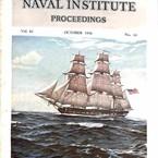 Featured item detail us naval institute proceedings october 1956 2016 01 23 09 41 45