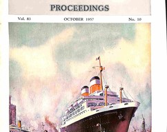 Item collection us naval institute proceedings october 1957 2016 01 23 09 47 06