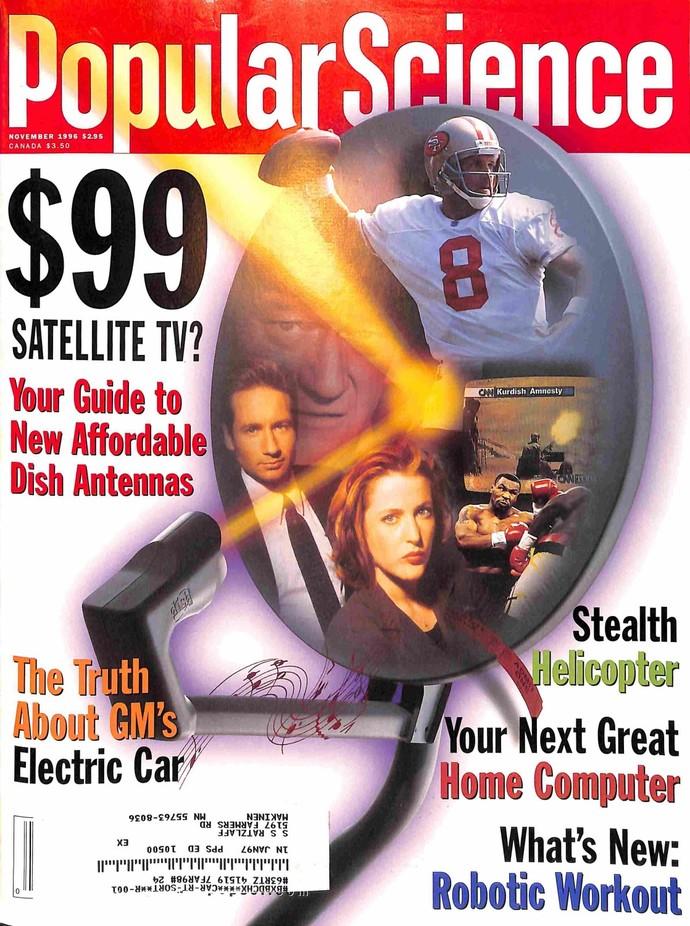 Popular Science, November 1996