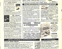 Item collection road   track magazine august 1956 2014 04 16 20 11 39
