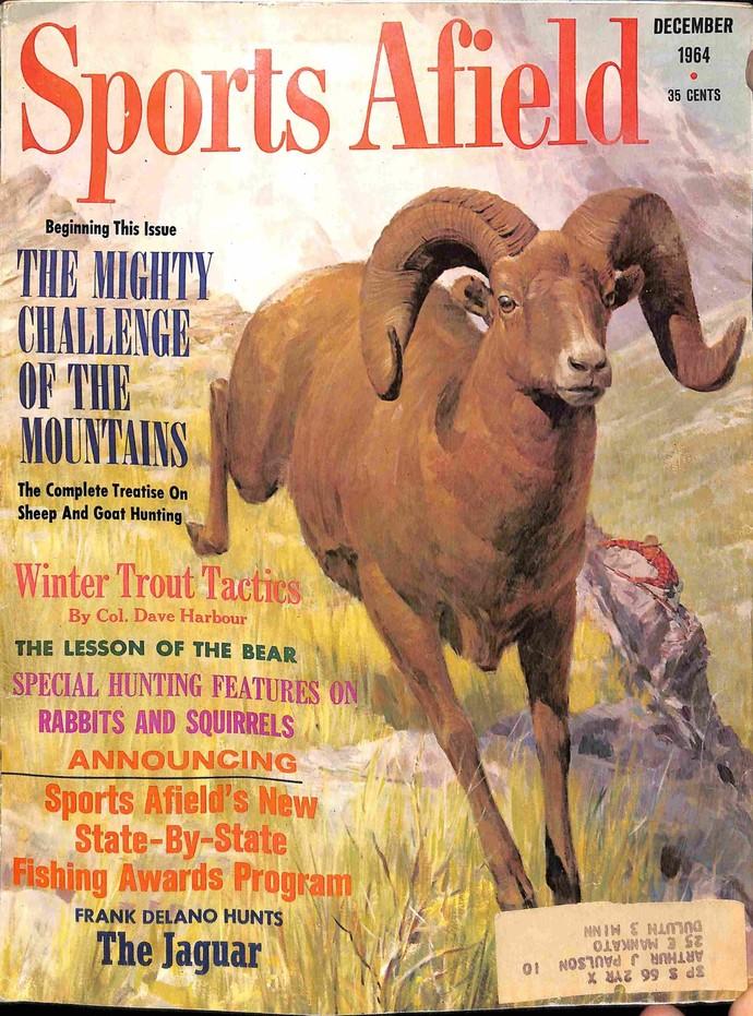 Sports Afield, December 1964