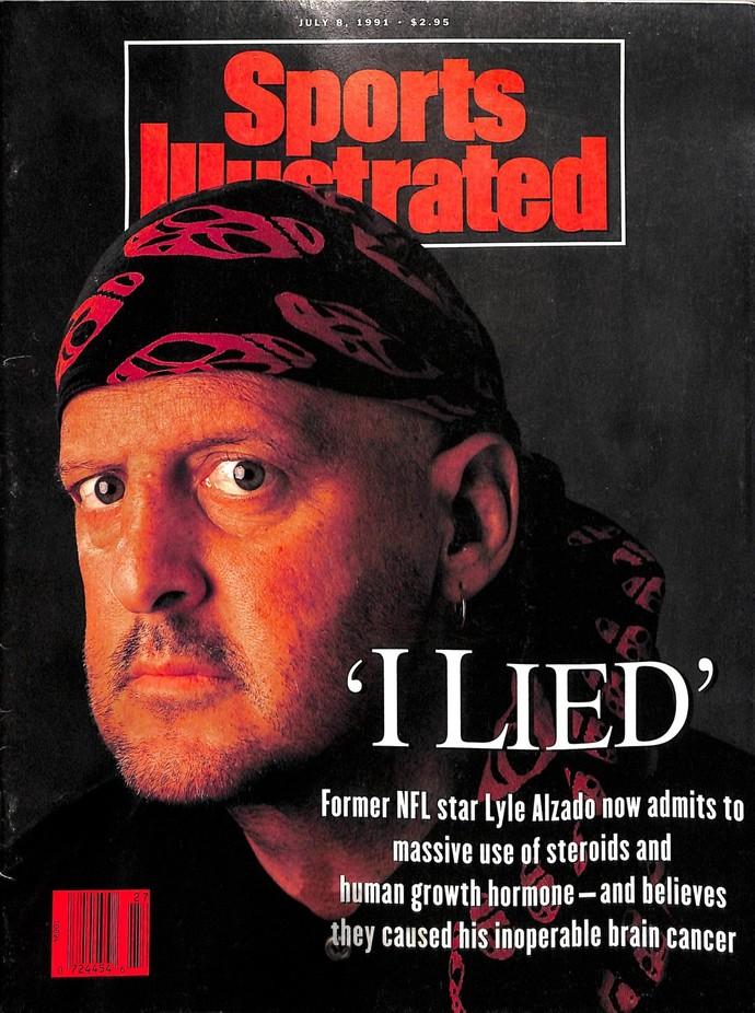 Sports Illustrated Magazine, July 8 1991