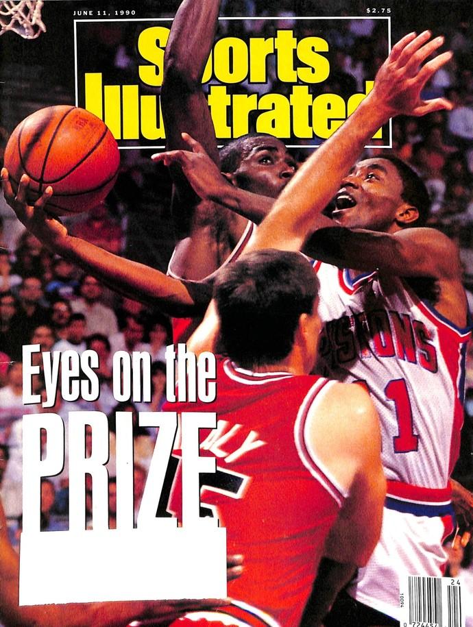 Sports Illustrated Magazine, June 11 1990