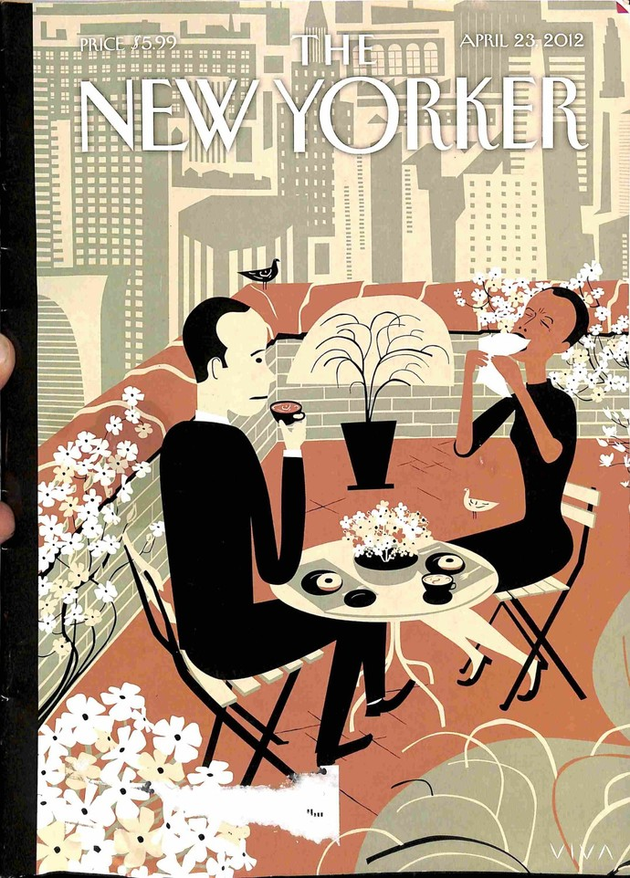 The New Yorker, April 23 2012