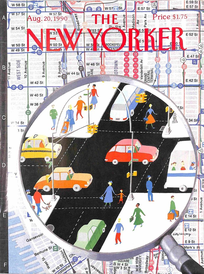 The New Yorker, August 20 1990