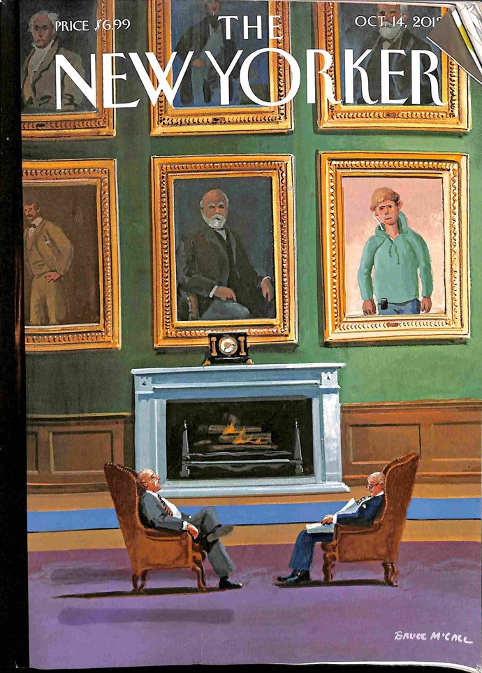 The New Yorker, October 14 2013