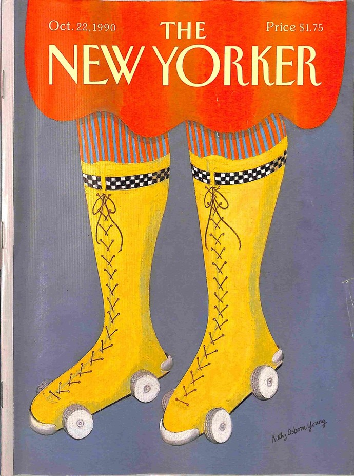 The New Yorker, October 22 1990