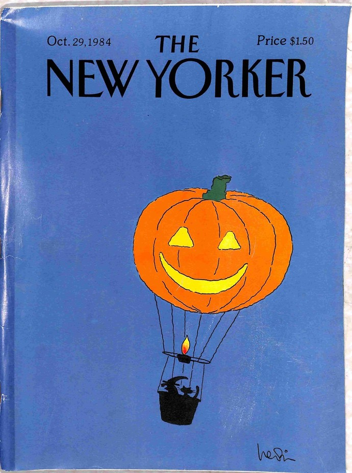 The New Yorker, October 29 1984