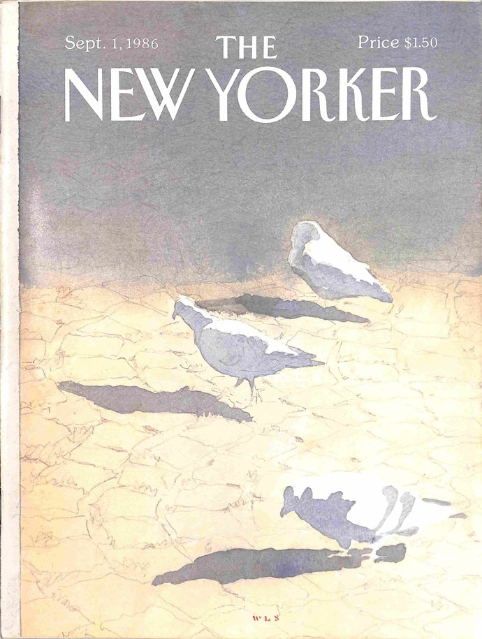 The New Yorker, September 1 1986