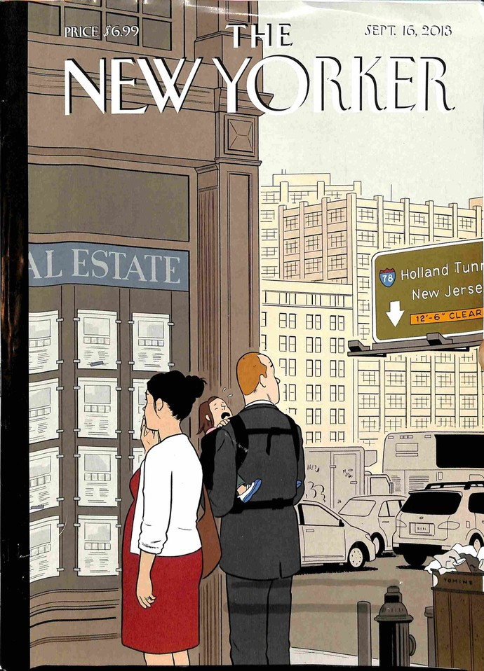 The New Yorker, September 16 2013
